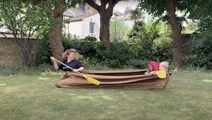 Lycra boat